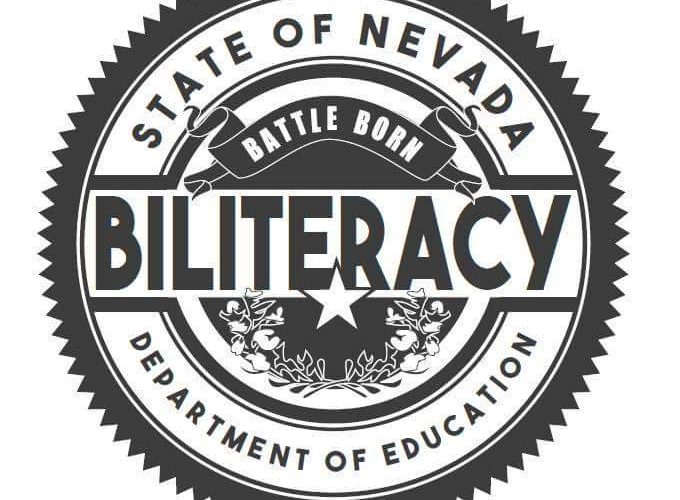 Nevada State Seal of Biliteracy
