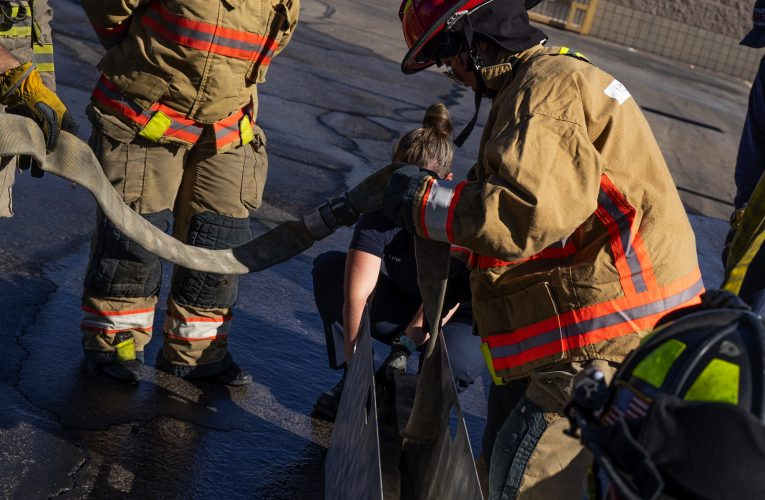 HENDERSON FIRE DEPARTMENT AND LAS VEGAS FIRE AND RESCUE HOST THREE-DAY WORKSHOP FOR ASPIRING FEMALE FIREFIGHTERS